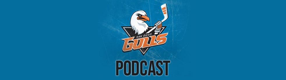 GullsCast - Cover Image