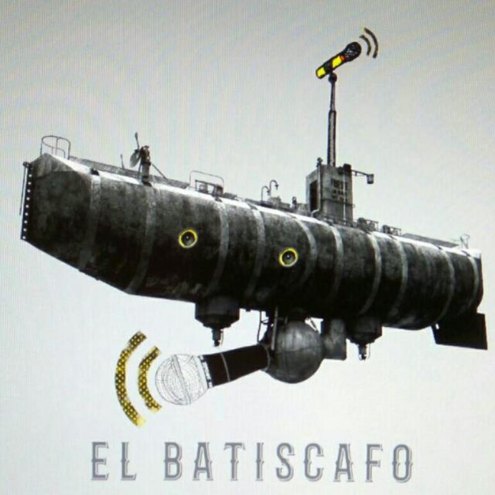El Batiscafo - show cover