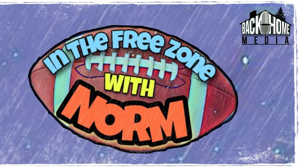In The Free Zone with Norm - imagen de portada
