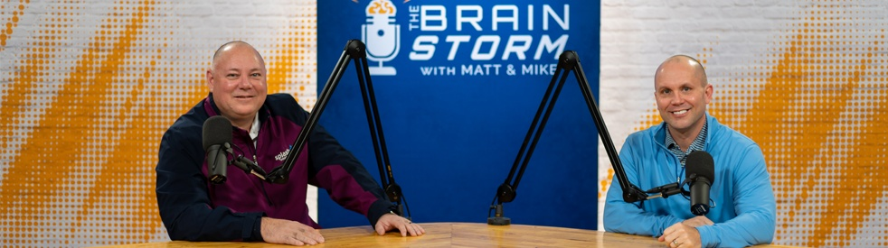 The Brain Storm with Matt & Mike - Cover Image