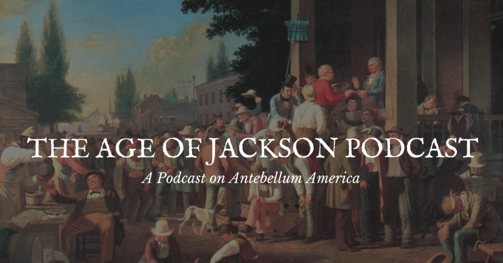 The Age of Jackson Podcast - show cover