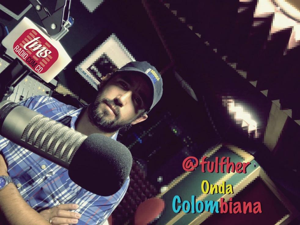 Onda Colombiana - imagen de portada