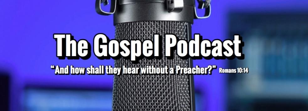 The Gospel Podcast - immagine di copertina