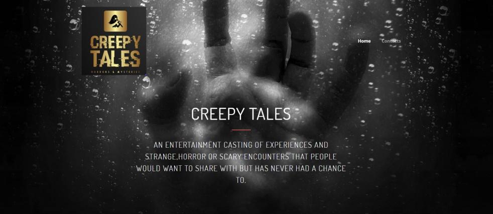 Creepy Tales's podcast - imagen de portada