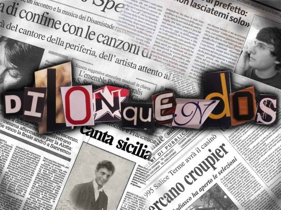 I Dilonquendos - show cover