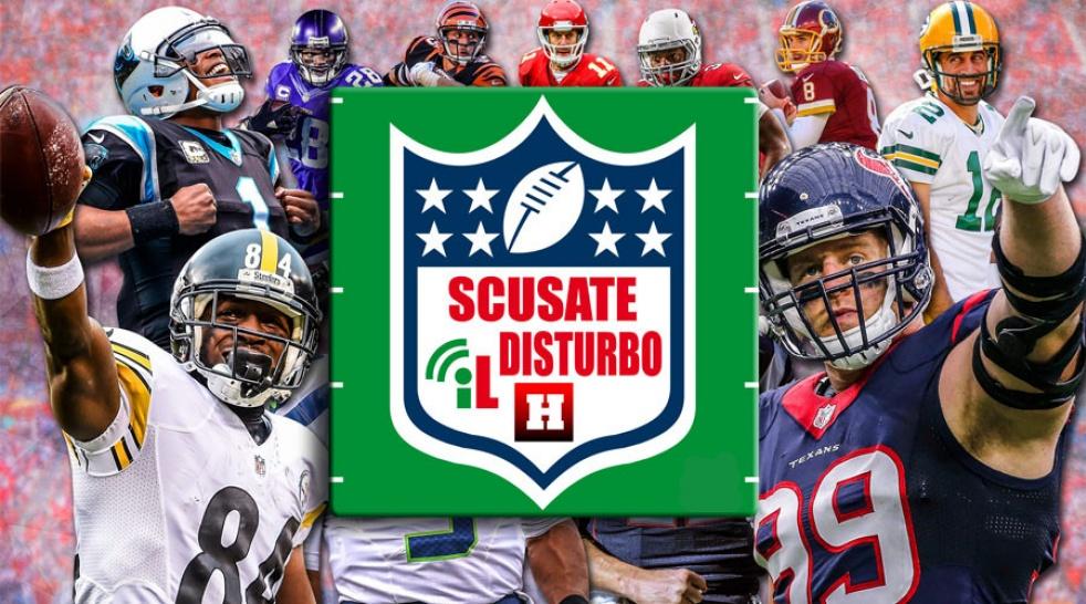 SCUSATE IL DISTURBO - show cover