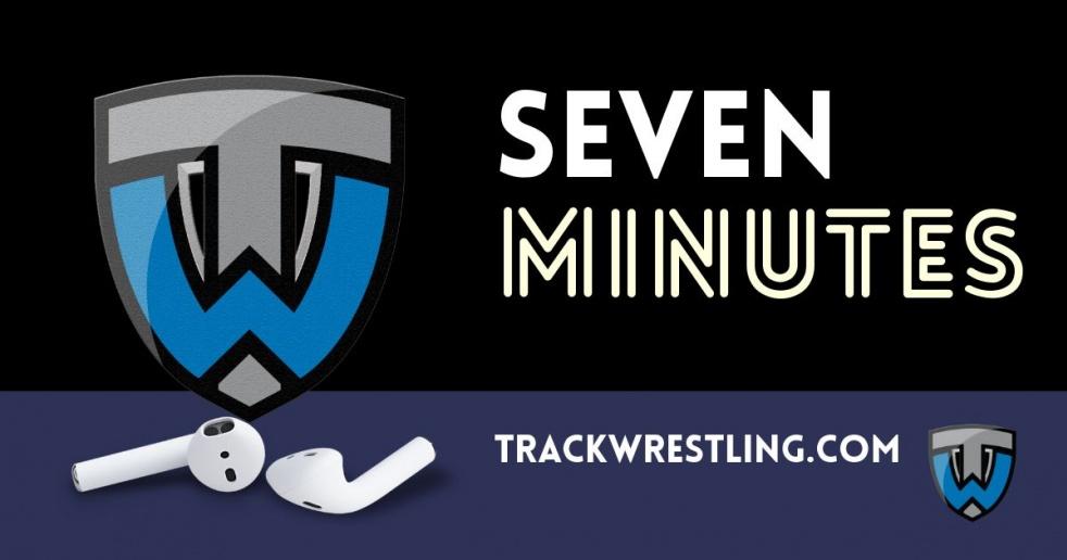 Seven Minutes - immagine di copertina dello show