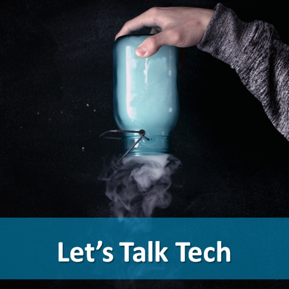 Let's Talk Tech - show cover