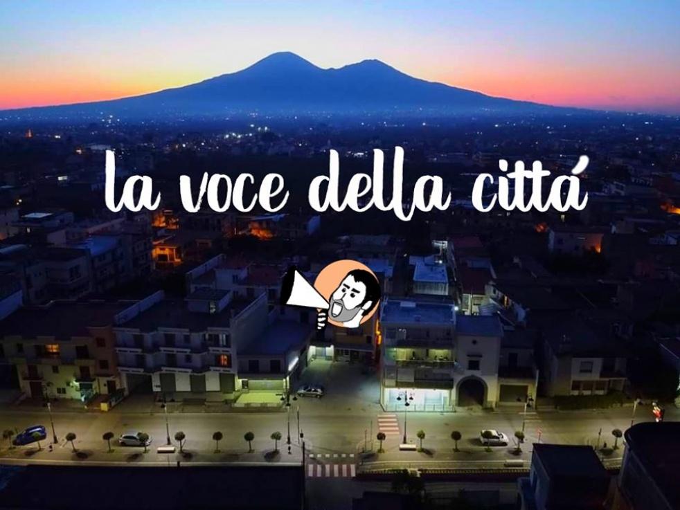 La voce della città - immagine di copertina