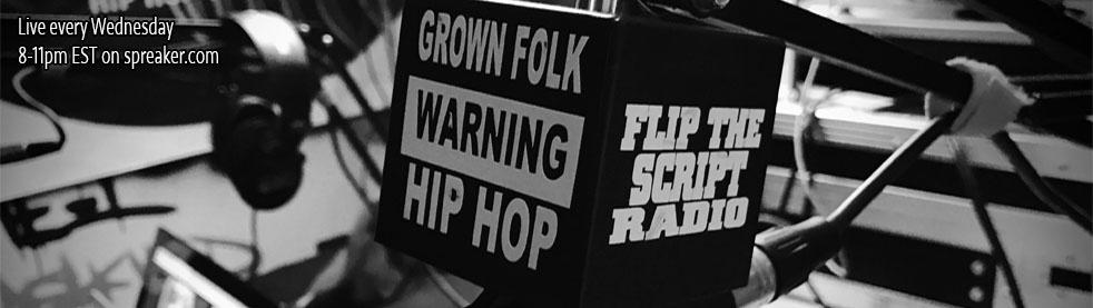 Flip The Script Radio - immagine di copertina dello show