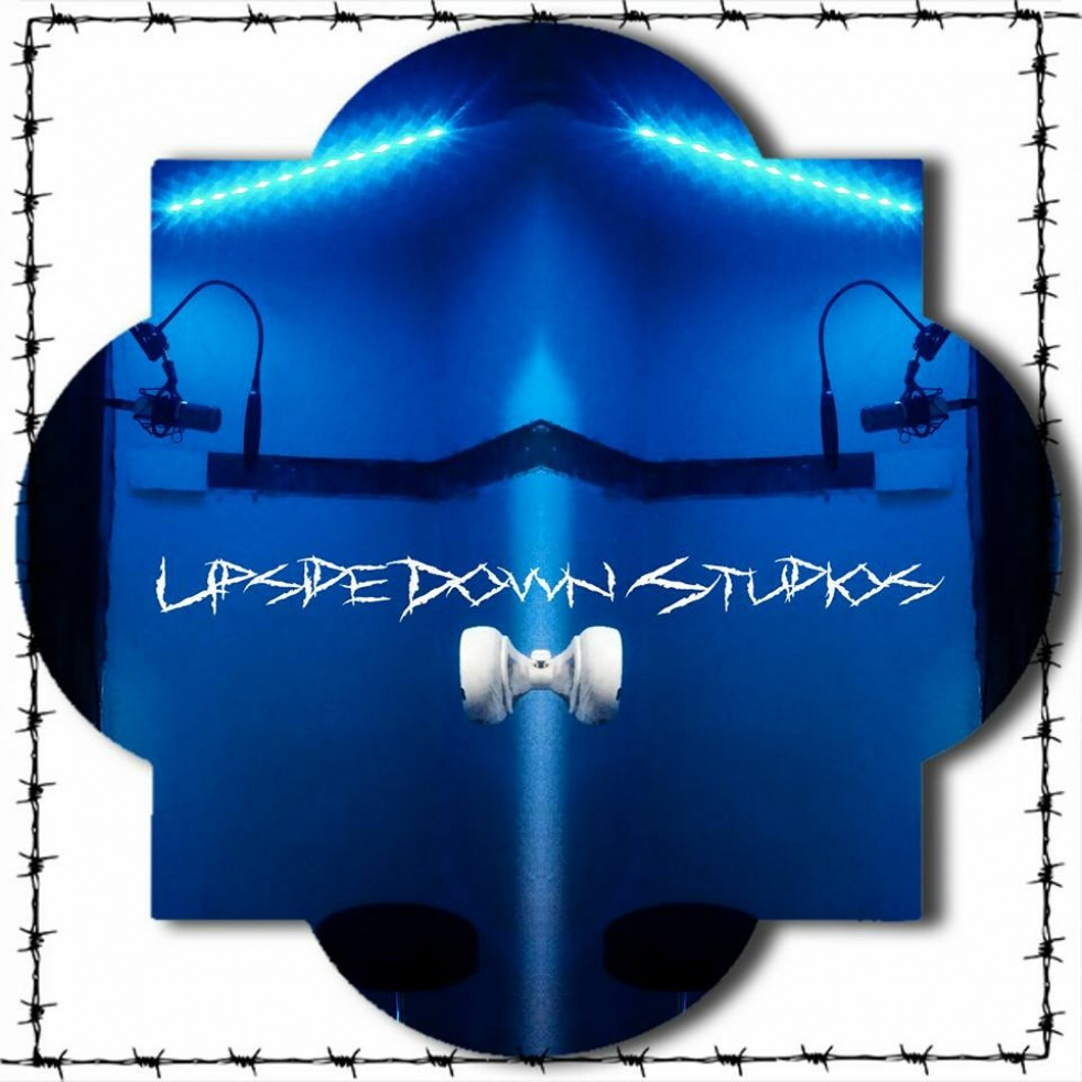 Upside Down Studio's podcast - show cover