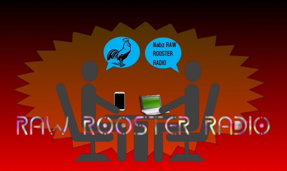 Raw Rooster Radio - show cover