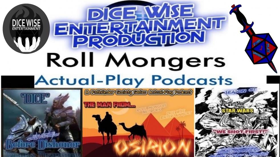 Roll Mongers Podcast Network: All Shows! - immagine di copertina dello show