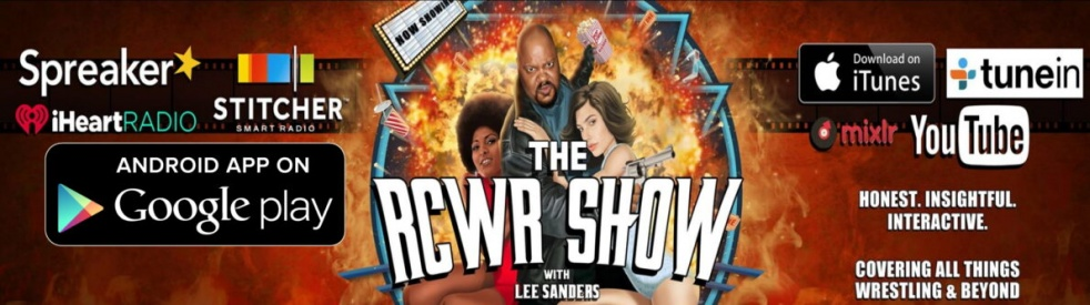 The RCWR Show with Lee Sanders - Cover Image