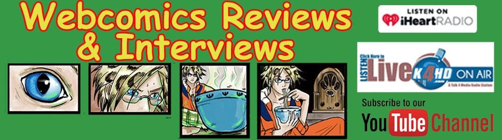 Webcomics Reviews And Interviews - immagine di copertina dello show
