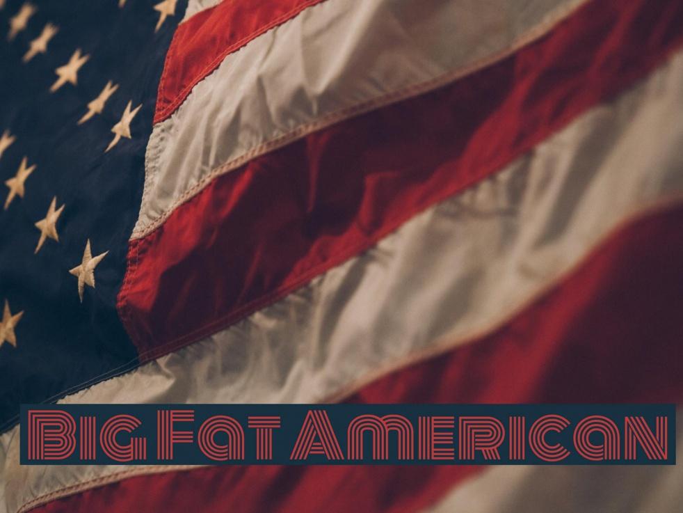 Big Fat American - imagen de show de portada