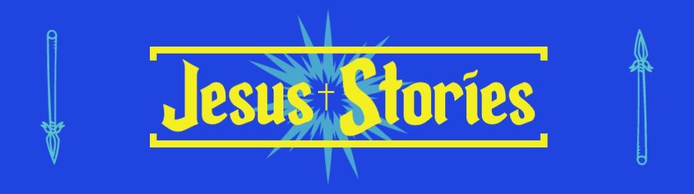Jesus Stories - Cover Image