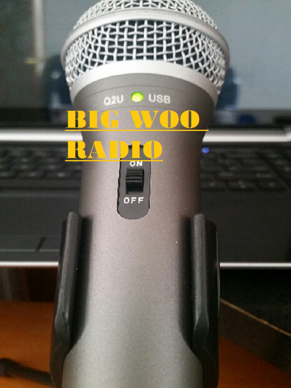 BIG WOO RADIO SHOWS - Cover Image