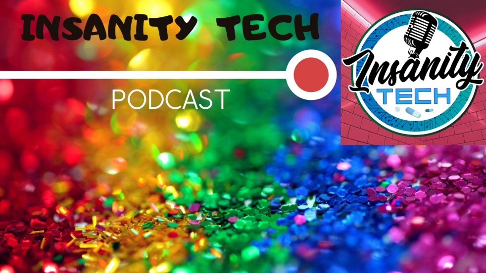 Insanity Tech - Cover Image