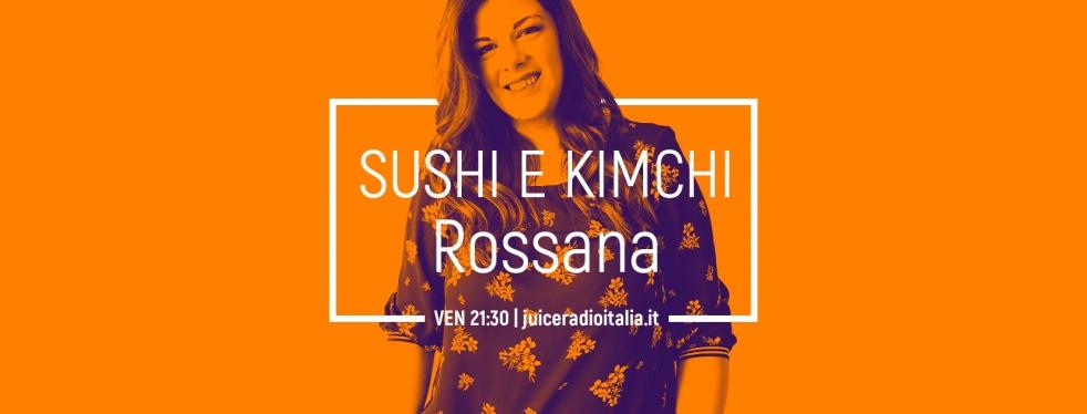 Sushi e Kimchi - show cover