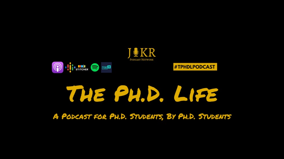 The Ph.D. Life - imagen de show de portada