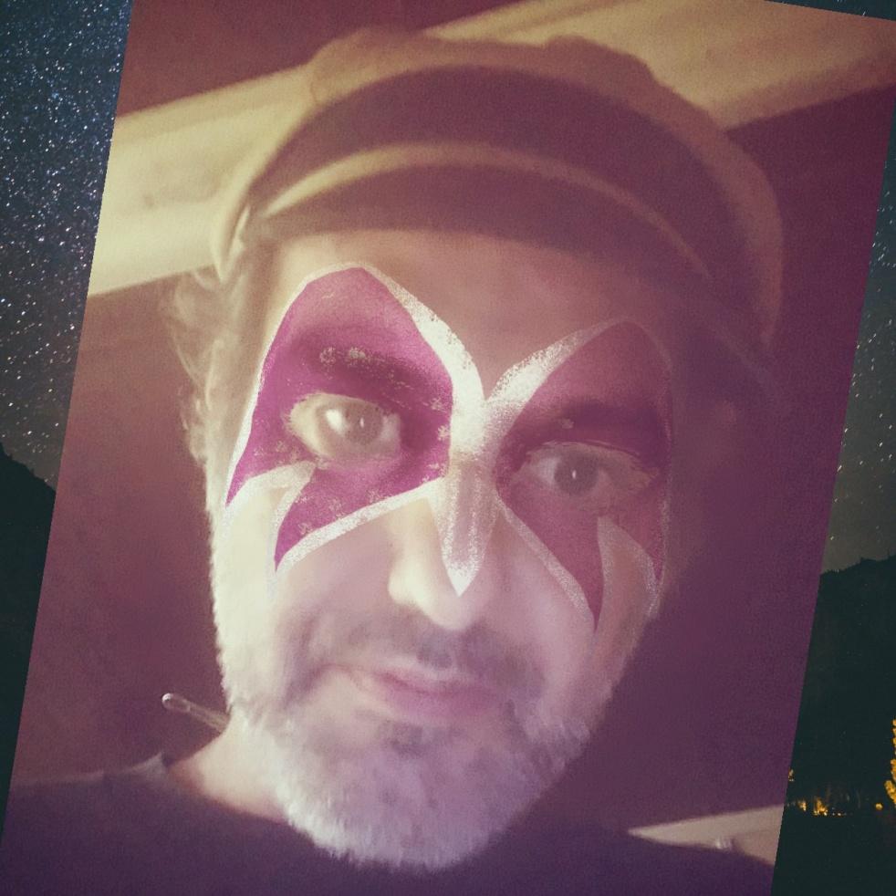 Electrophonic Tonic - imagen de show de portada