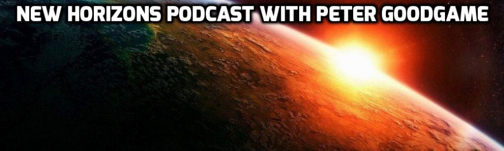 New Horizons Podcast - show cover