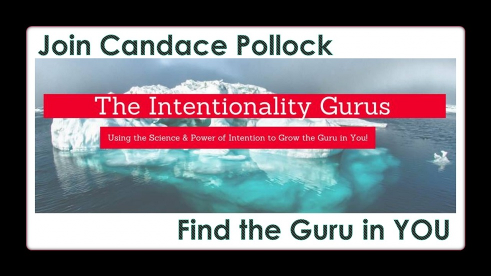 The Intentionality Gurus with Candace Po - show cover