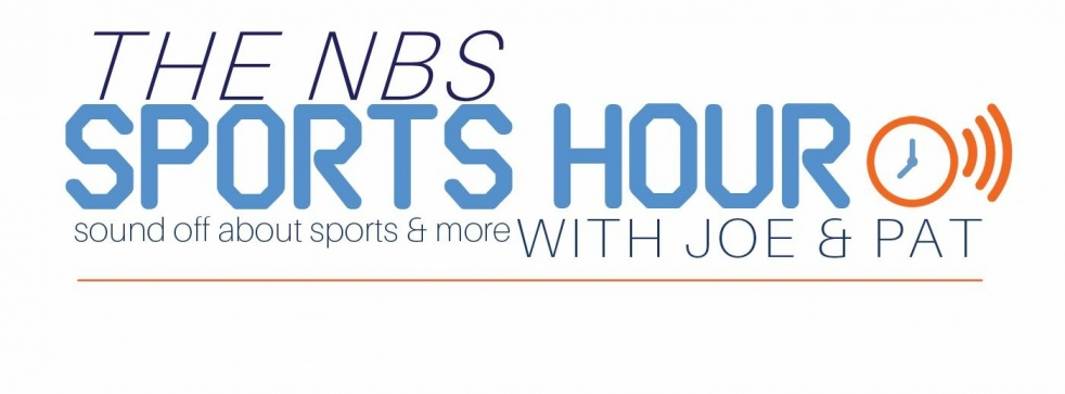 The NBS Sports Hour With Joe & Patrick - show cover