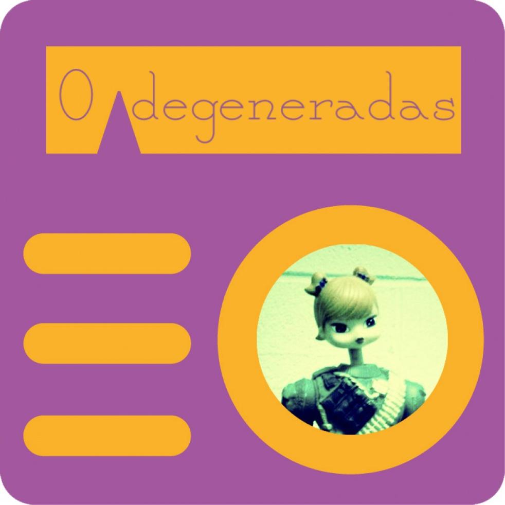 Degeneradas - show cover