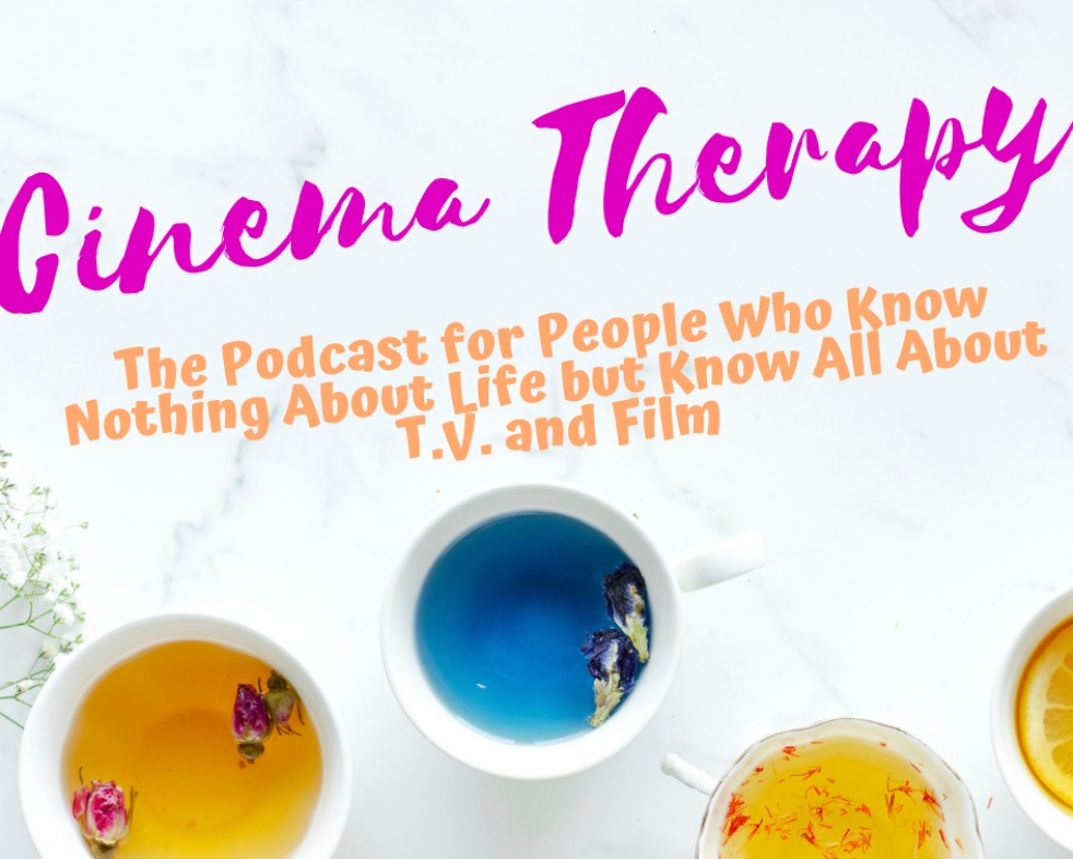 Cinema Therapy - Cover Image