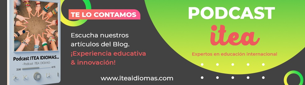 Podcast ITEA IDIOMAS - imagen de portada