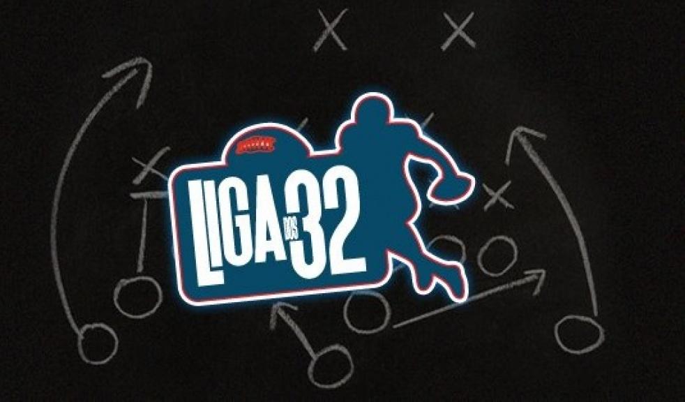 Liga dos 32 (NFL) - Cover Image