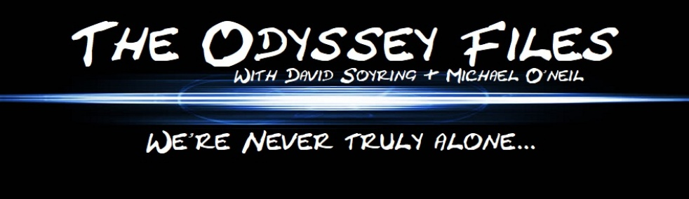 The Odyssey Files Radio - Cover Image