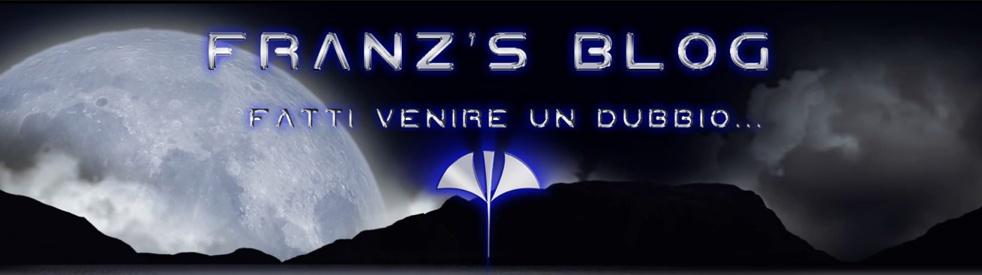 Franz's Blog - show cover