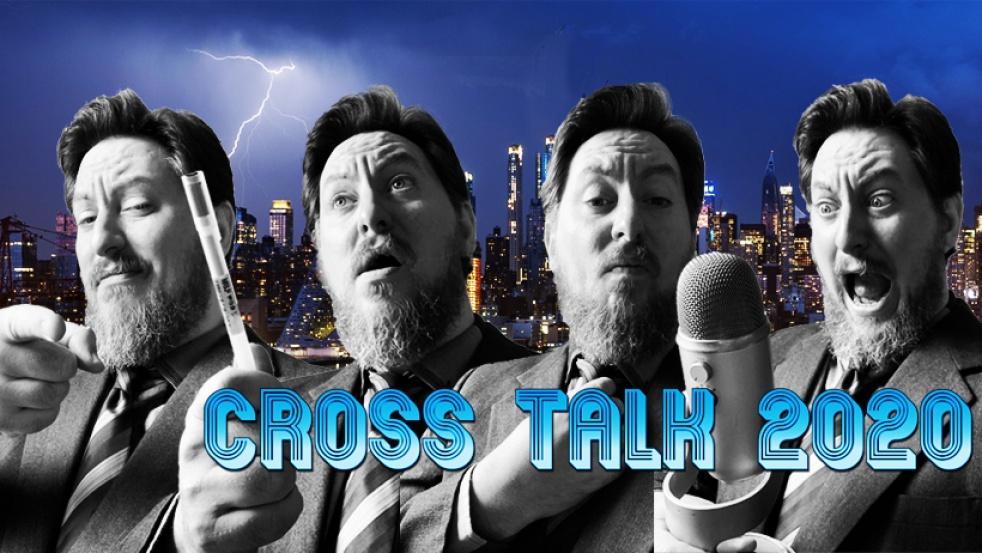 Cross Talk - Cover Image