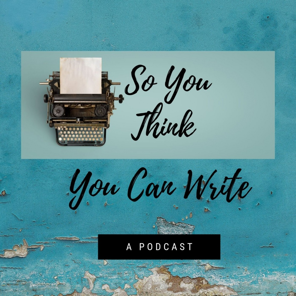 So You Think You Can Write - Cover Image