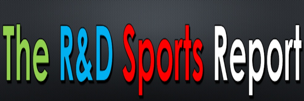 The R&D Sports Report - show cover