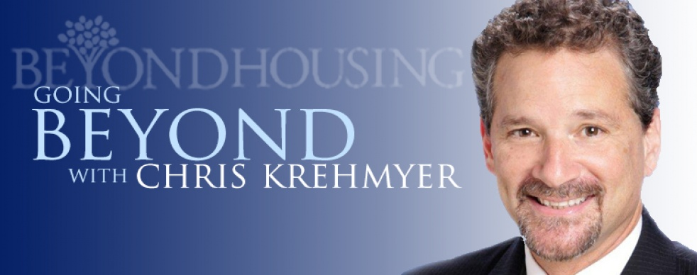 Going Beyond with Chris Krehmeyer - Cover Image