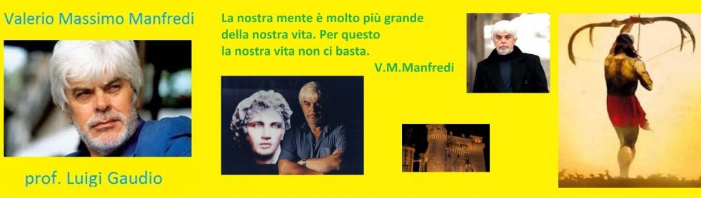 Valerio Massimo Manfredi - show cover