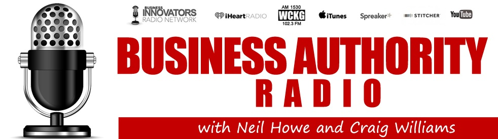 Business Authority Radio - show cover