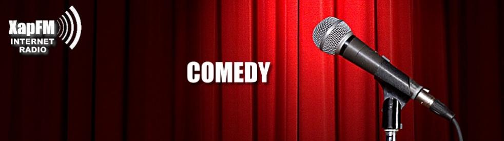 XapFM - Comedy - show cover