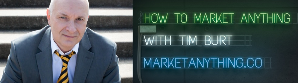 How To Market Anything - Cover Image