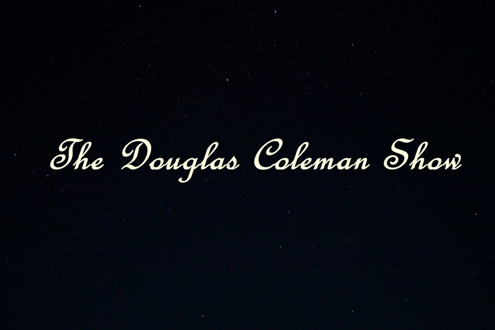 The Douglas Coleman Show - Cover Image