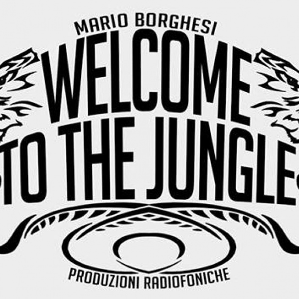 WELCOME TO THE JUNGLE - Cover Image