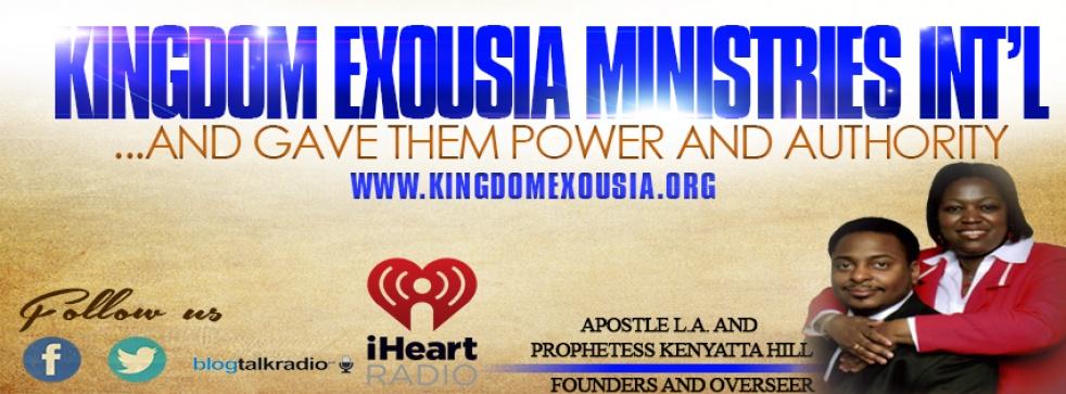 Kingdom Exousia Int'l Radio - show cover