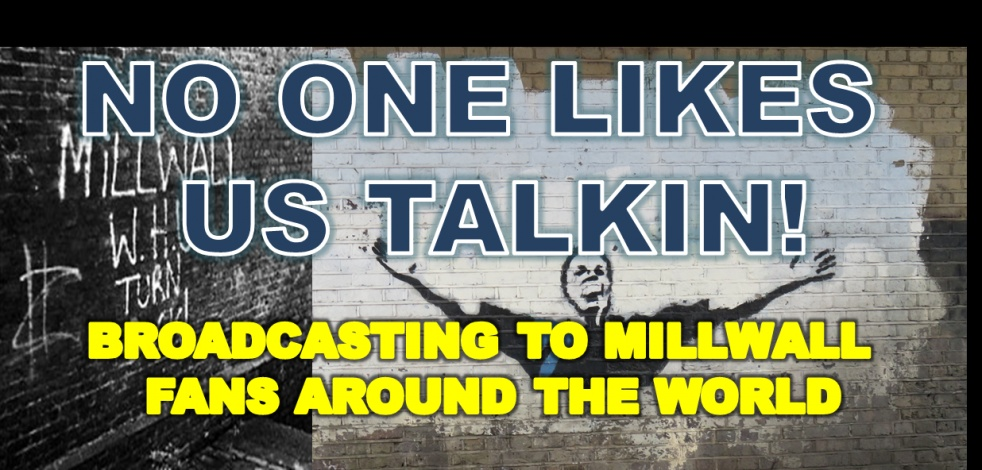 No One Likes Us Talkin Show - show cover
