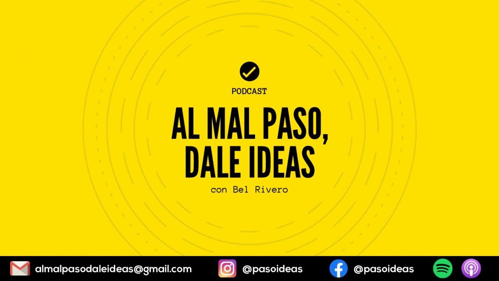 Al mal paso, dale ideas - show cover