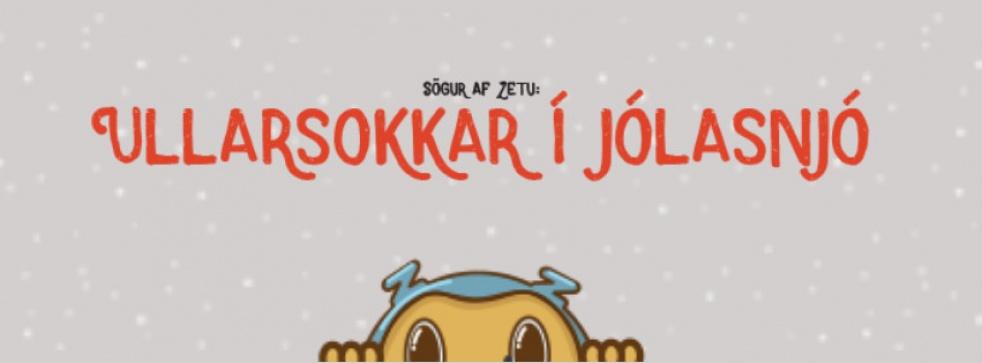 Jóladagatal Borgarbókasafnsins - show cover