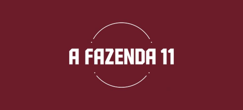 A Fazenda 11 - Cover Image
